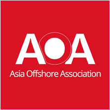 Logo asia offshore association