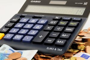 machine to calculate tax of some businesses
